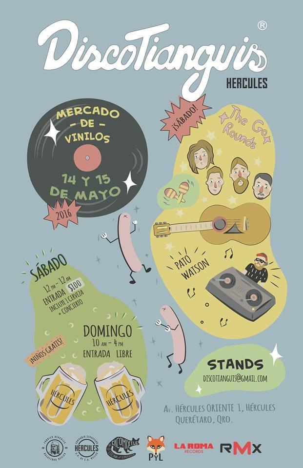 Discotianguis+Expendio+Records